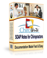 chiropractic certified soap software